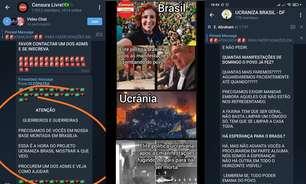 Extremistas pró-Bolsonaro acampam em Brasília e querem 'ucranizar' o Brasil