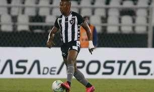 Guilherme Santos rescinde contrato e não é mais jogador do Botafogo