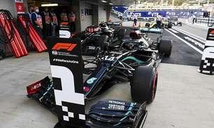 F1: A Mercedes ataca com tudo no GP da Rússia