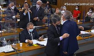 CPI: senadores se ofendem e quase partem para briga; veja