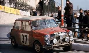 Mini Cooper celebra 60 anos de glórias como carro esportivo