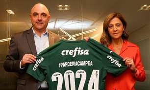 Leila Pereira será candidata única na eleição presidencial do Palmeiras