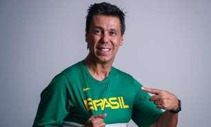 Helinho Garcia será assistente de Gustavo De Conti na seleção masculina de basquete