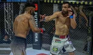 Alessandro Gambulino promete mostrar a sua melhor versão no Future MMA 13: 'Minha hora é agora'