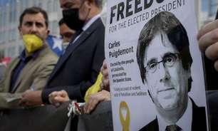 Juíza italiana ordena libertação de Puigdemont