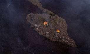 Vulcão em erupção nas Canárias: casa escapa por 'milagre' da lava; veja imagem