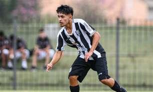 Lucas Taba comemora boa fase do Resende no Carioca sub-17 e destaca: 'Só me preocupo em ajudar o time'