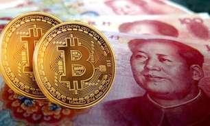 China diz que todas as criptomoedas são ilegais e bitcoin despenca