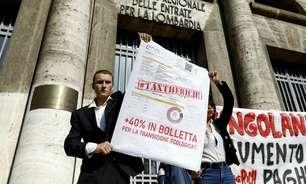 Itália destina 3,5 bi de euros para segurar preço da energia