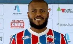 Marcelo Cirino é apresentado como novo reforço do Bahia
