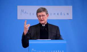 Apesar de 'pausa espiritual', Papa mantém cardeal de Colônia