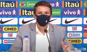 Juninho Paulista afirma que equipes com atletas convocados terão partidas adiadas no Brasileiro