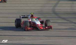 Piastri bate Daruvala nos segundos finais e crava pole da F2 na Rússia. Zhou larga em 4º