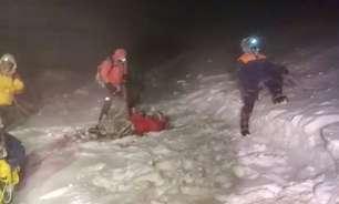Tempestade de neve mata 5 alpinistas no Monte Elbrus na Rússia