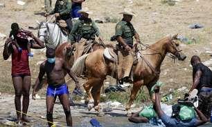 Biden diz que haverá consequências a maus tratos a imigrantes do Haiti