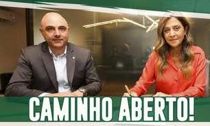 Boletim do NP: Candidato da oposição desiste e Leila Pereira tem caminho aberto para ser presidente do Palmeiras