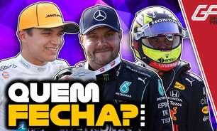 GP às 10: Bottas, Norris ou Pérez: quem fecha o top-3 ao final da temporada da F1?
