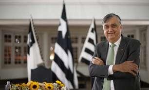 Presidente do Botafogo pede presença da torcida em jogo da volta do público: 'Vamos ajudar o time'
