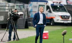 Após três empates, Sylvinho busca primeira vitória em clássicos pelo Corinthians