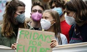 Greta participará de protesto pelo clima em Milão no dia 1º de outubro