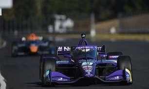 Andretti fecha acordo plurianual e assina com Grosjean para temporada 2022 da Indy