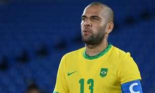 Fim do sonho! Fluminense e Daniel Alves encerram negociação