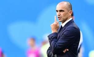 Roberto Martínez, técnico da Bélgica, não descarta ir para o Barcelona