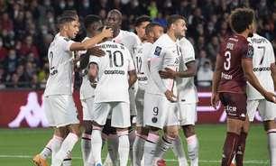 PSG x Montpellier: onde assistir, horário e escalações do confronto da Ligue 1