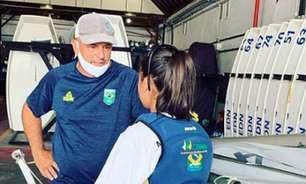 Campeão Mundial e Pan-Americano de Snipe treina filha de 14 anos para versão feminina