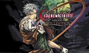 Castlevania Advance Collection já está disponível