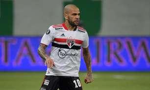 Daniel Alves nega chateação com o São Paulo e avalia saída
