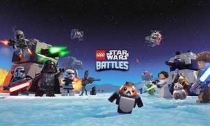 LEGO Star Wars Battles tem partidas e visual divertidos
