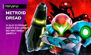 Tudo o que você precisa saber sobre Metroid Dread