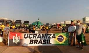 Extremistas pró-Bolsonaro querem 'ucranizar' o Brasil