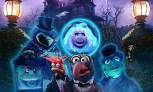 Os Muppets vão parar na Mansão Assombrada em trailer de especial de Halloween