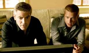 Brad Pitt e George Clooney farão novo filme do diretor do Homem-Aranha
