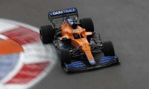 """5º, Ricciardo diz que estava """"mentalmente preparado"""" para andar na chuva em Sóchi"""