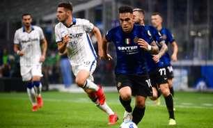 Em jogo movimentado, Inter e Atalanta empatam no Italiano