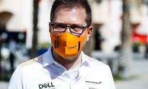"""McLaren """"julgou tudo perfeitamente"""" para colocar Norris na pole em Sóchi, diz chefe"""