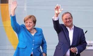 Em eleição que marca fim de era Merkel, partido de chanceler perde liderança nas pesquisas