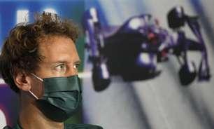 """Vettel lamenta queda no Q2 e 11° lugar no grid em Sóchi: """"Poderia ser um bom resultado"""""""