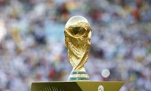 Fifa marca sorteio da Copa do Mundo para 1º de abril de 2022