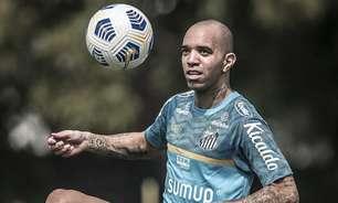 Com Tardelli, Santos divulga os relacionados para jogo contra o Juventude