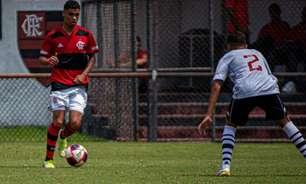 Sub-17: Flamengo e Vasco empatam sem gols na Taça GB; Rubro-Negro leva ponto extra nos pênaltis