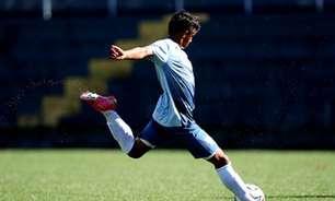 Promessa do Santos, Patati comemora primeira convocação para a Seleção