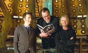 """Criador da versão moderna de """"Doctor Who"""" voltará a comandar a série"""