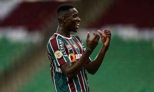 Luiz Henrique curte boa fase no Fluminense e promete desafiar companheiros nas dancinhas