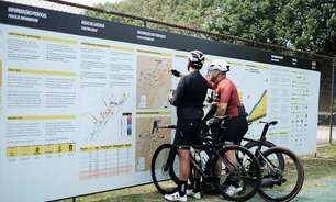 Tour de France brasileiro tenta manter tradição