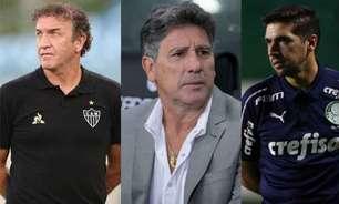 'Os técnicos que estão nos três times mais fortes são fracos para esses elencos', dispara Mauro Cezar