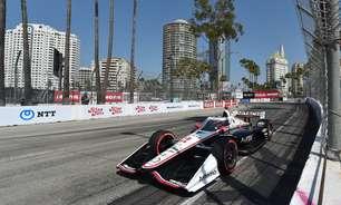 Vice, Newgarden lamenta derrota em Long Beach e planeja volta por cima em 2022